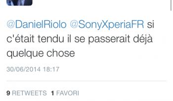 Campagne virale Pierre Menes Sony Xperia