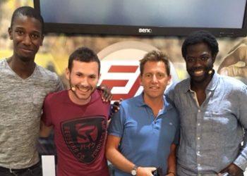 Daniel Riolo Ambassadeurs EA Sports Fifa